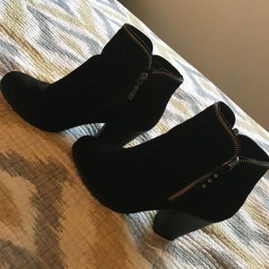 Women's Booties size 7.5